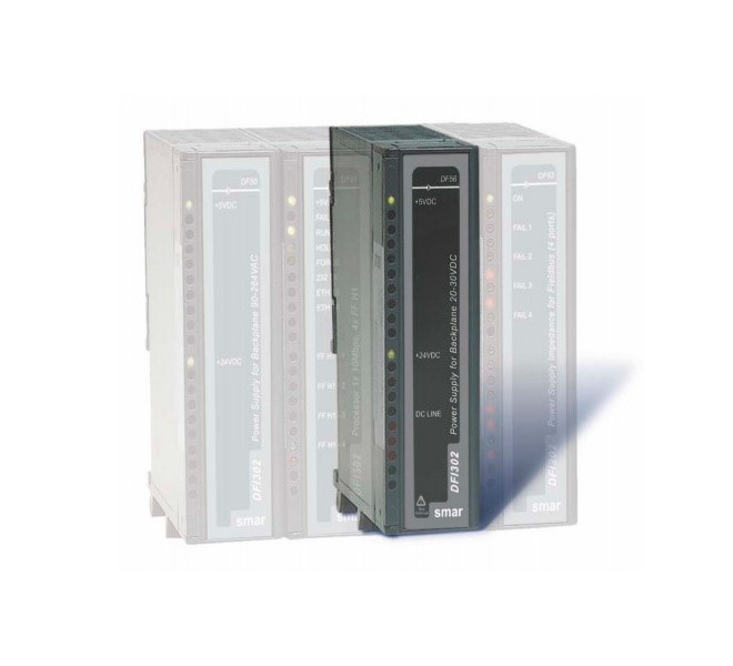 DF56 Power Supply for Backplane 20/30 Vdc