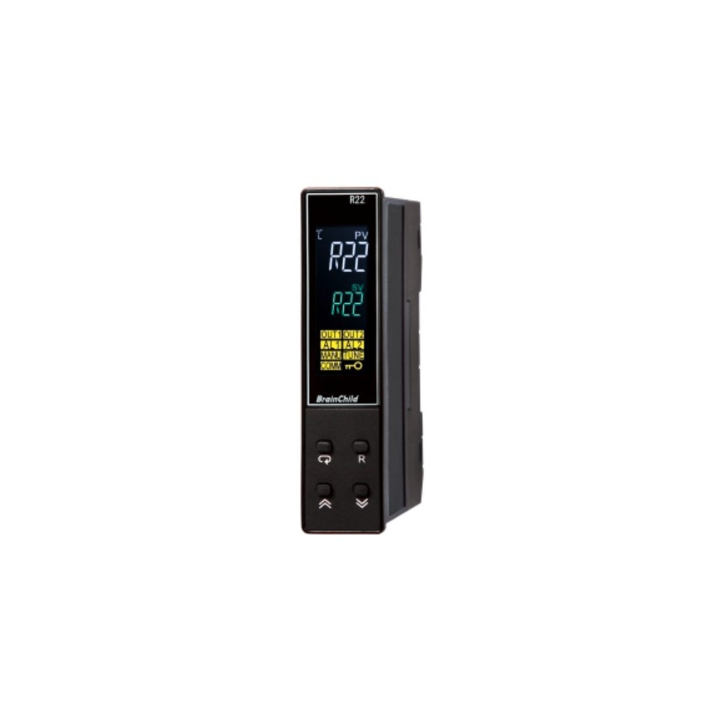 R22 - Process And Temperature Controllers