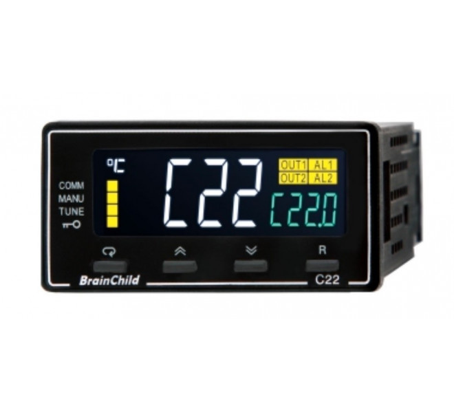 C22 - Process and temperature controllers