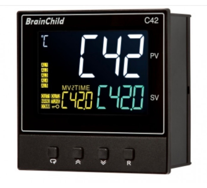 C42 - Process and temperature controllers