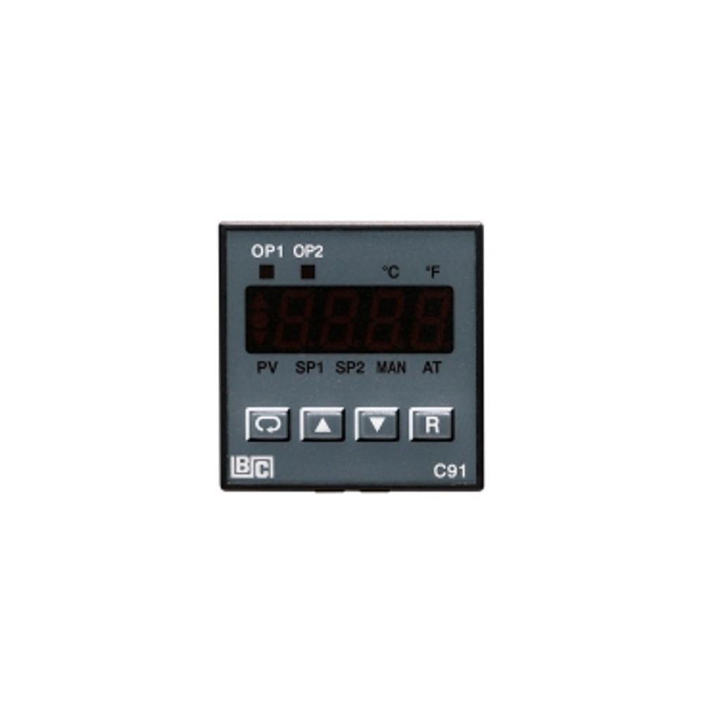 C91 - Single display Temperature controller