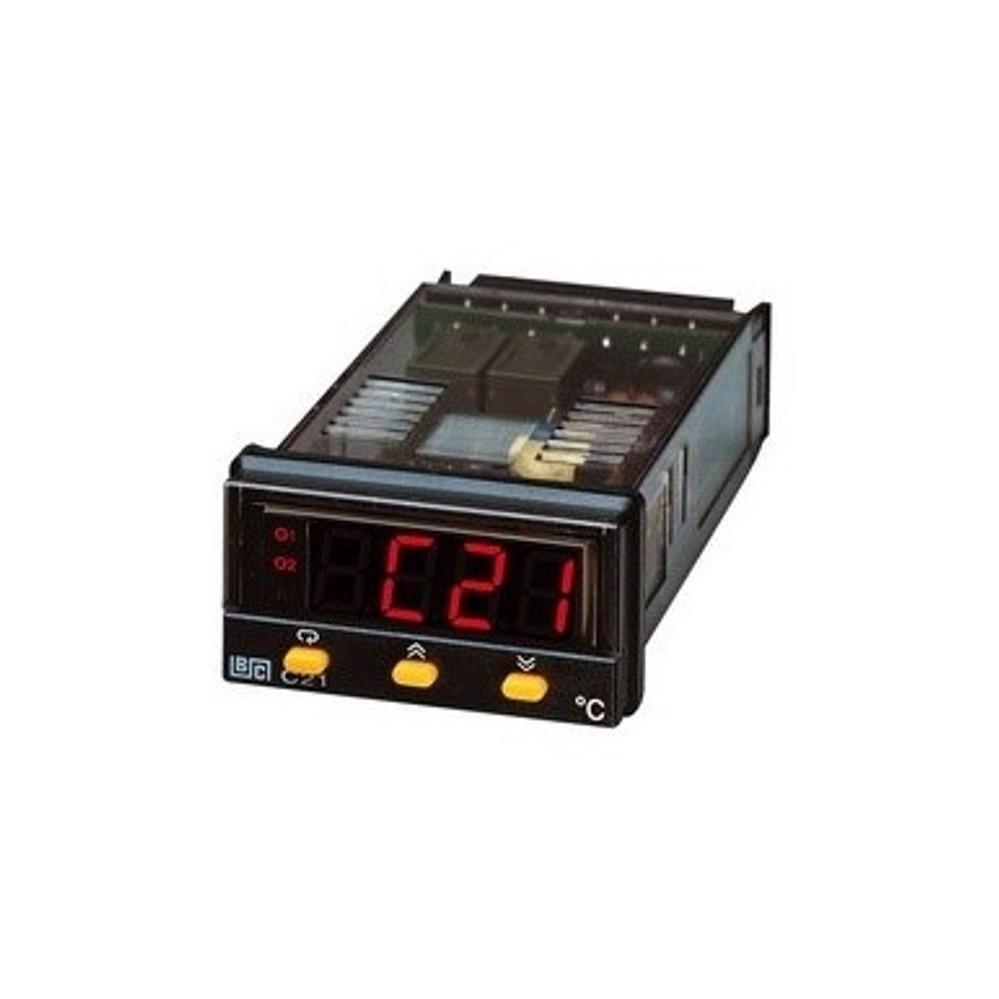 C21- Panel Mount Electronic Temperature Controller