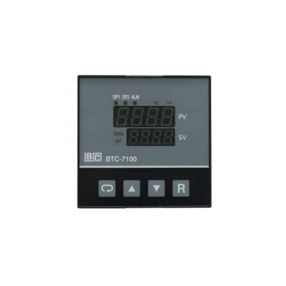 BTC-7100- Established Process and Temperature Controllers