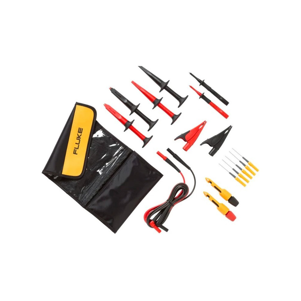 TLK282 SureGrip™ Deluxe Automotive Test Lead Kit