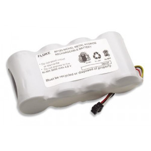 BP120MH NiMH Battery Pack for Fluke 120 series, Fluke 43 and 43B