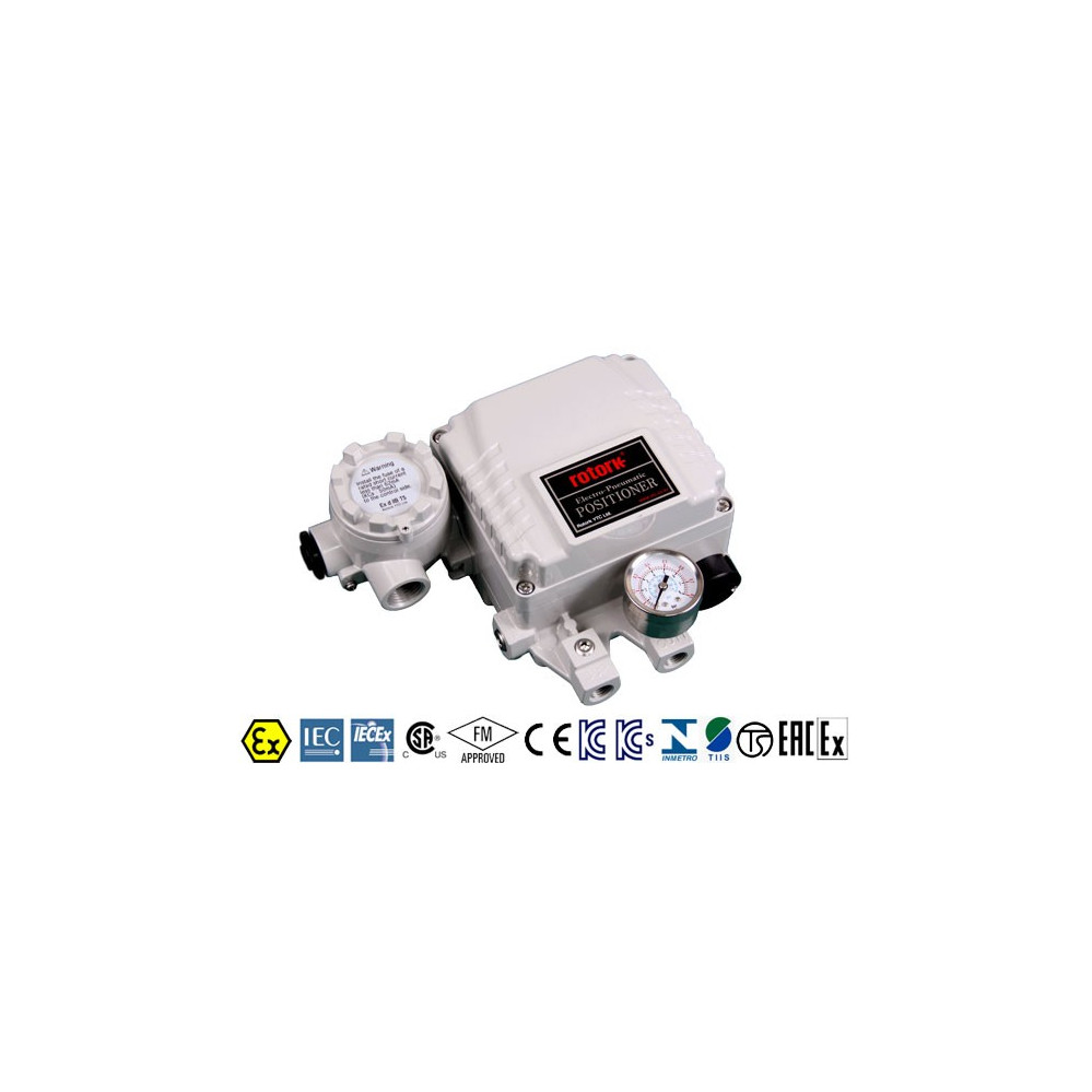 YT-1000L EP Positioner (Linear type)