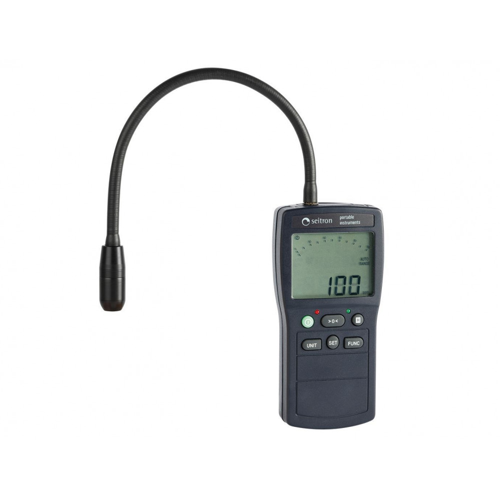 7900 Portable combustible gas detector with rechargeable battery