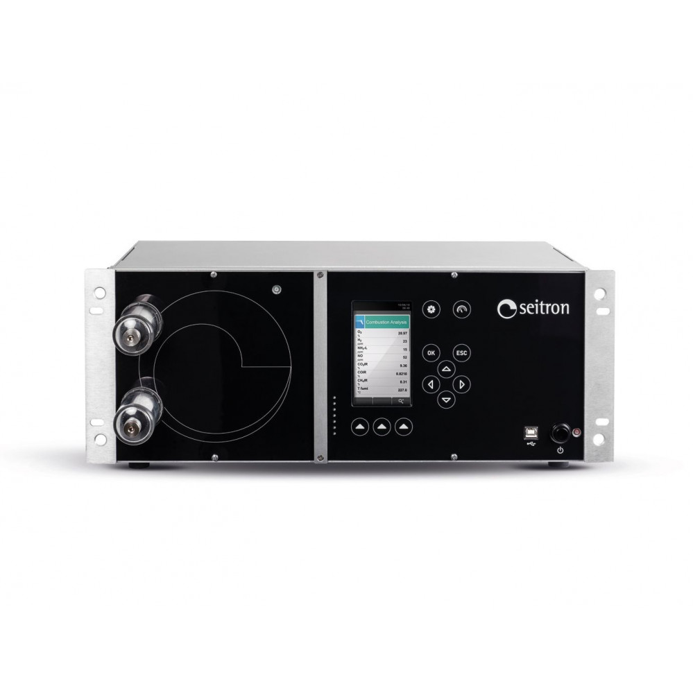 Industrial Emissions Analyzer S9000-RACK