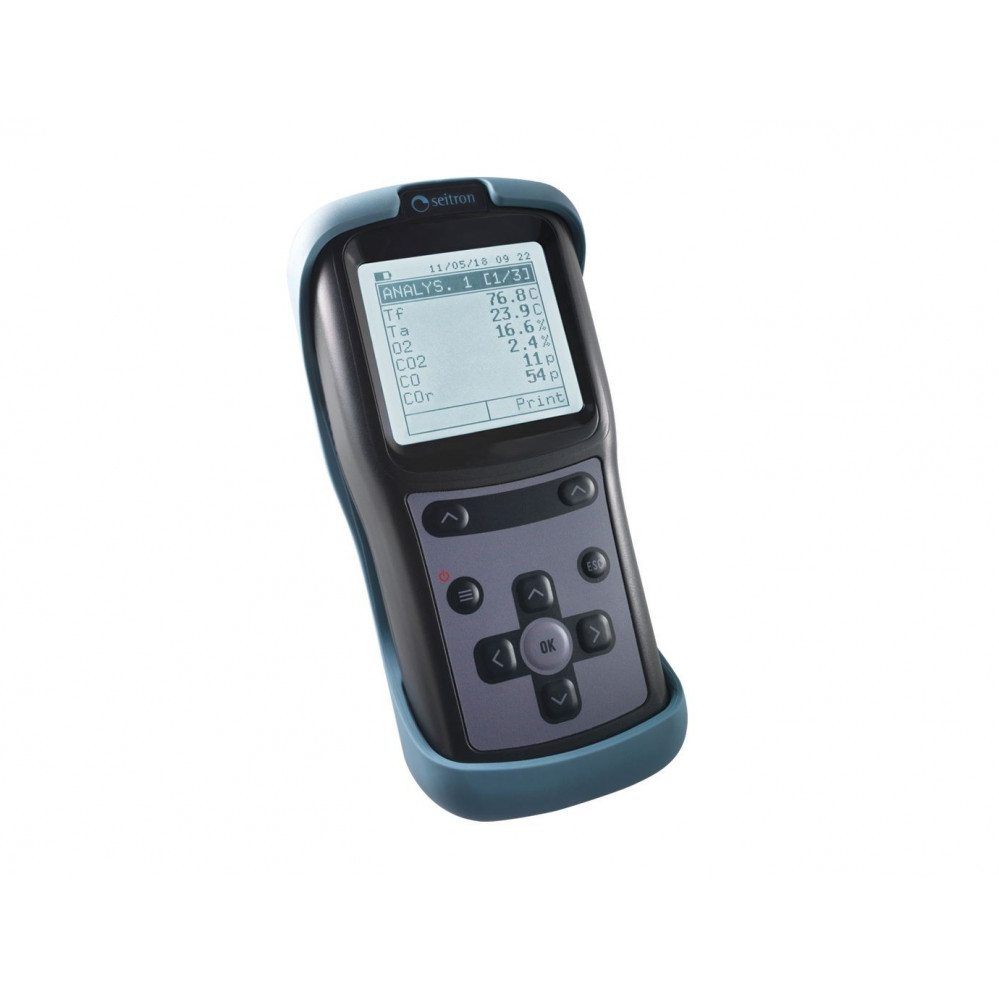 Portable Combustion Analyzer S500s