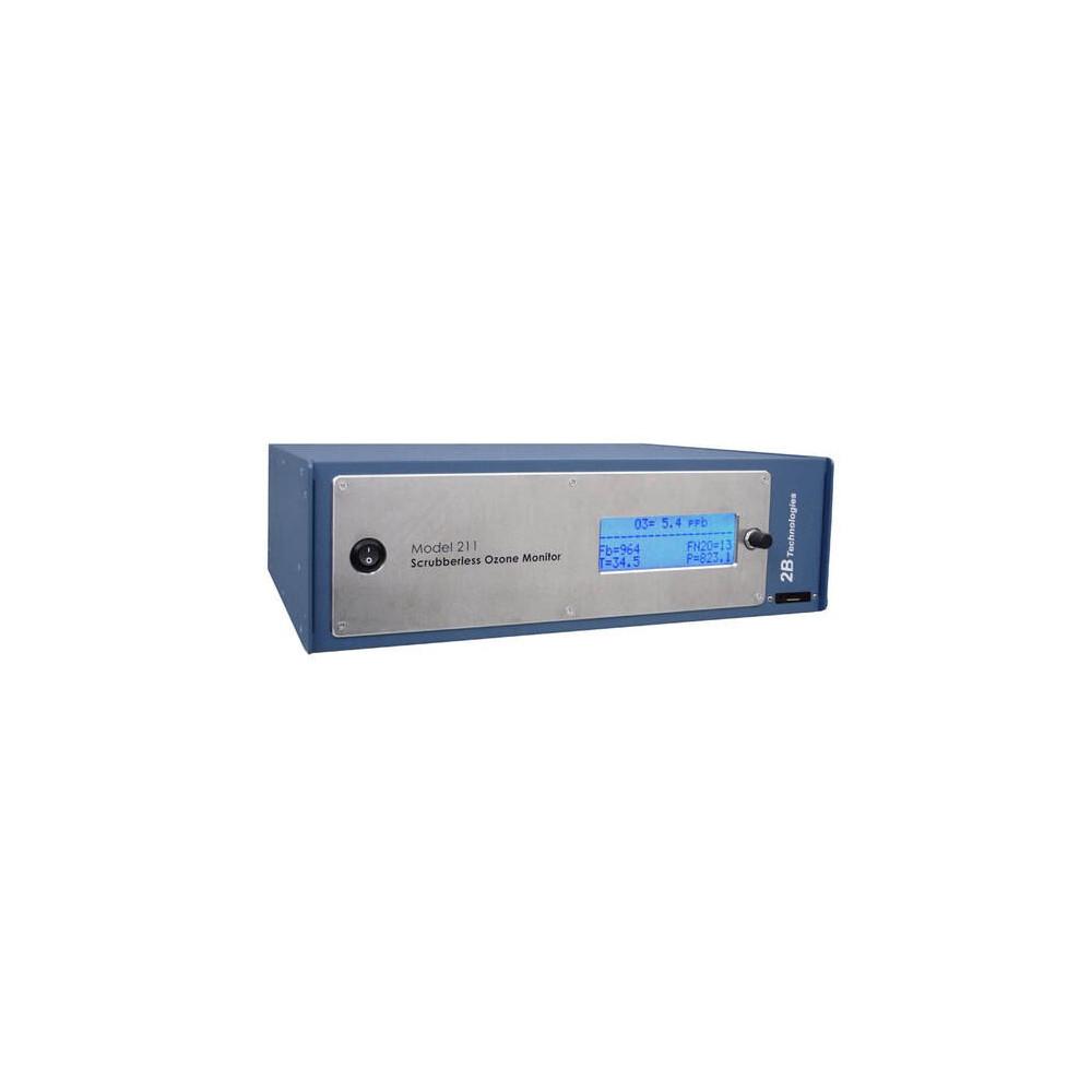 211 Scrubberless Ozone Monitor™