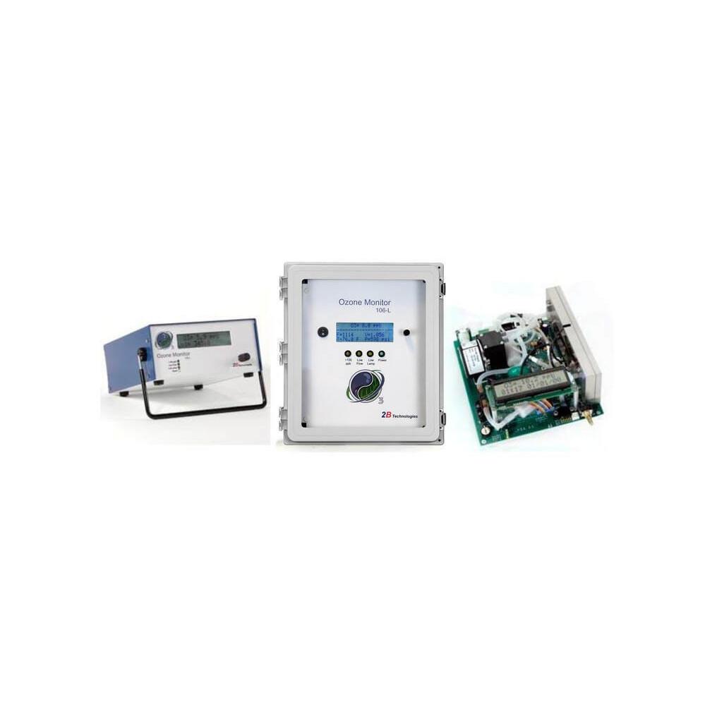 106-M Ozone Monitor™(Off-Gas Measurements)