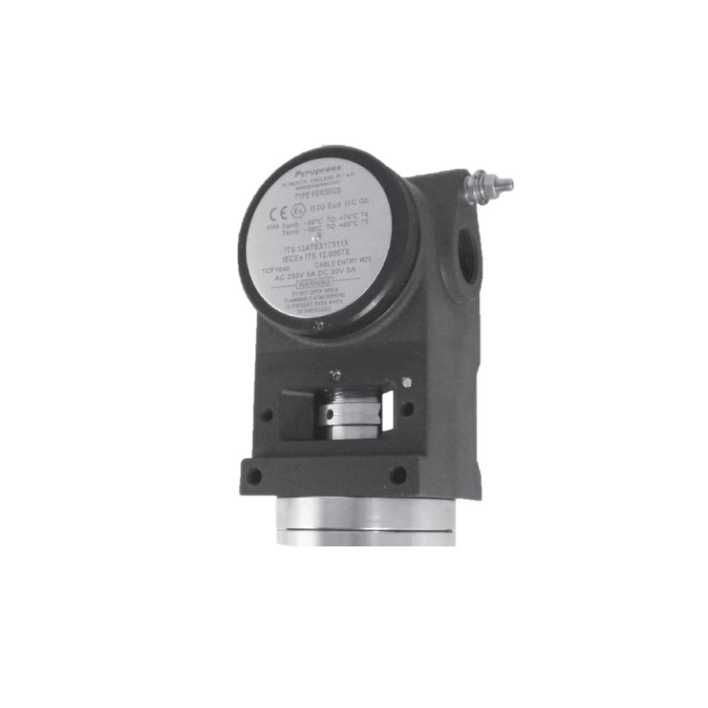 Pyropress PERSEUS Pressure Switch